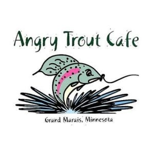 angry- trout
