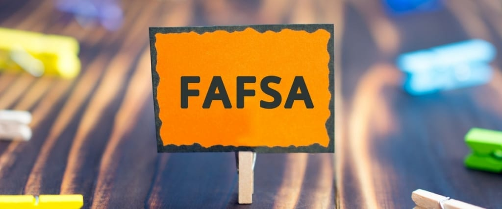 The FAFSA and Other College Prep Info